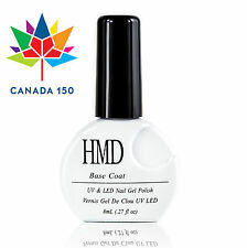 CANADA 150 HMD Soak Off UV LED Gel Nails Polish Base primer Coat long lasting