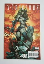 X-Infernus #1 ~ Marvel 2009 ~ David Finch Cover Art ~ Magik