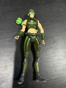 DC Young Justice Artemis WAVE 4 Rare Figure Loose