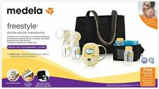 medela freestyle double electric breast pump deluxe baby