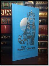 The Snow Queen by Hans C. Andersen New Deluxe Illustrated Cloth Bound Frozen