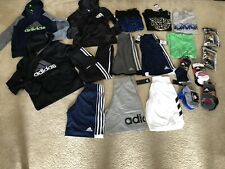 Lot Of Boys Clothes Adidas-Size Small