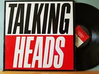 TALKING HEADS 1986 Record Album TRUE STORIES LP SIRE NM/NM