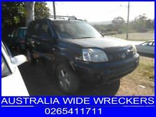 NISSAN XTRAIL X-TRAIL T30 manual transmission gearbox only wrecking 16039