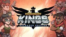Mercenaire rois Reloaded PC Steam code Clé Nouveau téléchargement Jeu Rapide region free