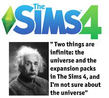 The Sims 4 Expansion Packs Origin PC Global Digital Key MAC