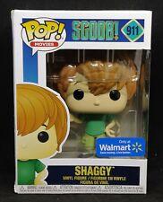 Funko Pop! Movies Scoob! Shaggy #911 Walmart Exclusive