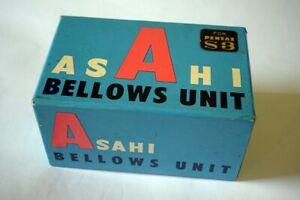 Asahi Bellows unit for Pentax S3