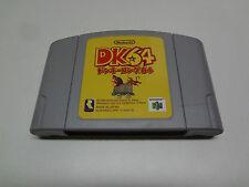 Donkey Kong 64 Nintendo 64 Japan LOOSE