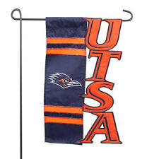 UTSA  University of Texas San Antonio Garden Flag NCAA Rowdy Roadrunner
