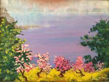 Pierre Philippe Peintre québécois Canadian painter Paysage Landscape Huile Oil