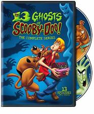 13 Ghosts Of Scooby Doo Complete Series  DVD 2 Discs  Region 4 (AUS) New