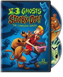 13 Ghosts Of Scooby Doo Complete Series  DVD 2 Discs  Region 4 (AUS) New