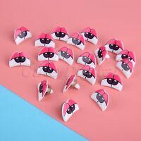 20pcs/lot Plastic Cartoon Dolls Eyes for Plush Animals Dolls DIY Making Crafts