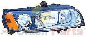 Headlight Drivers Side Fits Volvo S60 / V60 LLV-21033RHQ
