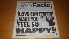 """Ipso Facto – Love Can Make You Feel So Happy 1991 UK 12"""""""