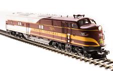 Broadway Limited 5412 EMD E7 A-unit, MEC #705, Maroon & Gray