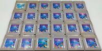 Tetris Nintendo GameBoy Game Boy Classic Spiel Color GBC GBA Original Tetris DMG