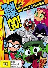 Teen Titans Go! - Mission : Season 1 : Part 1 (DVD, 2016, 2-Disc Set) (Region 4)