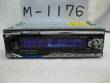 KENWOOD MZ919 1D size CD & MD deck with remote control