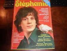 STEPHANIE N°10/LENORMAN/SHEILA/VARTAN/CHRISTOPH/DELPECH/C.JEROME..1973 EO