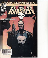 The Punisher-Vol 4 Issue 21-Marvel Comic