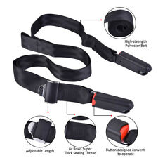 Adjustable Baby Car Seat Belt for Latch and Isofix Strong Hook Tooth W/ 12000N