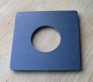 pattern copy metal MPP mk8 VIII fit  lens board panel with copal 1 hole 41.8mm