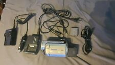 New listing Panasonic Camcorder SDR-H200 w/accessories