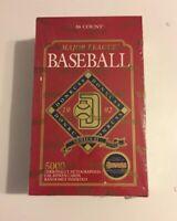 1992 Donruss Baseball Series 2 Factory Sealed Wax Box Cal Ripken Auto Possible