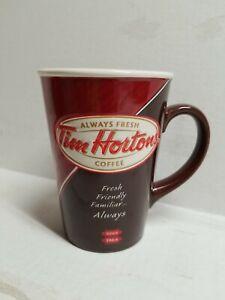 Tim Hortons 2012 Limited Edition No.12 Coffee Mug