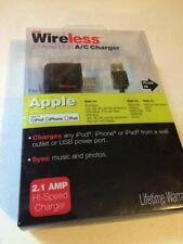 Just wireless 2.1AMP USB A/C Chargeur 30 Broche Connecteur IPHONE 4/4s/1g/3g