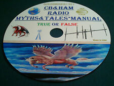 CB AND HAM RADIO MYTHS AND TALES MANUAL ON CD