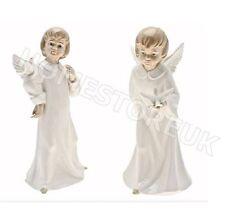Unbranded Porcelain Decorative Ornaments & Figures