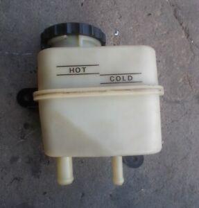 TOYOTA  ARISTO 2JZGTE radiator hydraulic fan fluid reservoir tank bottle #5