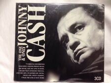 The One And Only Johnny Cash 3 Cd Box set New And Sealed