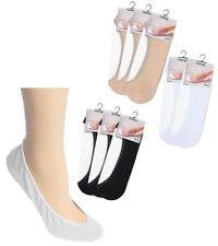 Ballerina Damen-Socken aus Baumwollmischung als Mehrstückpackung