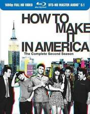 How to Make It in America: The Complete Second Season (Blu-ray Disc, 2012, 2-Di…