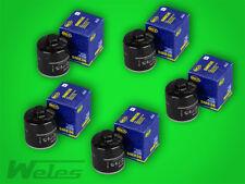 5 x SM836 Ölfilter VW GOLF III IV 1,4 1,6 16V FSI NEW BEETLE POLO 9N 6N 1,0 1,4