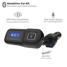 Scosche BTFreq Handsfree Car Kit with FM Transmitter Charger and Remote Control