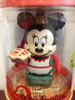 """Minnie Mouse with Cherry Pie 3"""" Vinylmation Jingle Smells Series 2 in Plastic"""