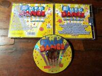 Euro Dance La Prima! Gigi D'Agostino/Eiffel 65/Mr. Oizo/Dj Dado/Prezioso Cd