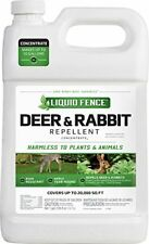Liquid Fence Deer & Rabbit Repellent Concentrate 1-gal