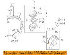 GM OEM Air Cleaner Intake-Box Housing Assy Insulator 96351042