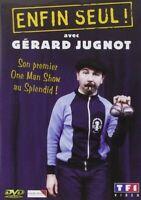 GERARD JUGNOT - ENFIN SEUL - DVD