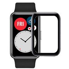 Pellicola curva protettiva per Huawei Watch Fit / Honor Watch ES TPU bordo nero