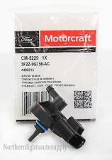 Genuine Ford Motorcraft Fuel Injection Pressure Sensor CM-5229 3F2Z-9G756-AC NEW
