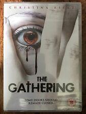 Christina Ricci THE GATHERING ~ 2001 Glastonbury-Based British Horror | UK DVD