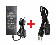 12V3A Power Supply 100V-240V Converter Adapter DC US plug 3000mA for DVR Camera