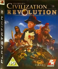 Sid Meier's Civilization Revolution (Sony PlayStation 3, 2008)